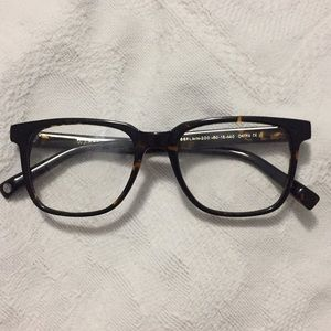 Chamberlain Warby Parker glasses